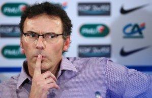 Блан: зажёг свечу, молясь, чтобы сборная Франции не попала в группу с Германией