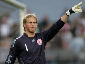 Шмейхель заменит Соренсена в заявке сборной Дании на Евро-2012