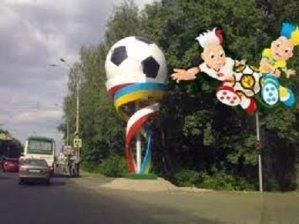 Европейским фанам Евро 2012 понравилась Украина