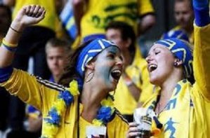 Евро-2012. День первый