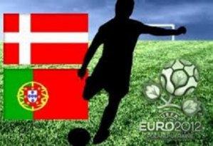 Евро-2012: Португальцы победили датчан на последних минутах