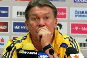 Блохін оголосив склад збірної України на матчі з Молдовою і Чорногорією. ЧМ-2014