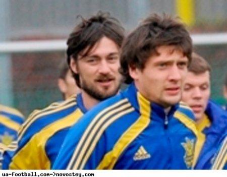 В сборную Украины дополнительно вызваны Милевский и Селезнев