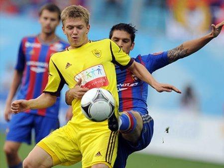 «Анжи» прервал беспроигрышную серию ЦСКА