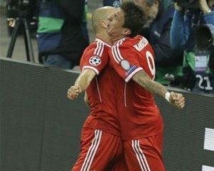«Бавария» смогла одержать победу в финале Лиги чемпионов